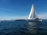 New world of sailing.