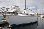 Doven 30ft yacht