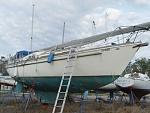 Damaged boat Pics and repairs