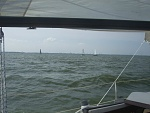 First day on the bay