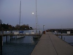 Moonlight over Waukegan