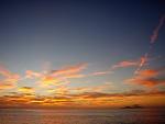 Sunset near Cape Capricorn