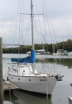 2014 ... a new vessel - steel 33'