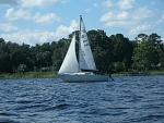 sailing!