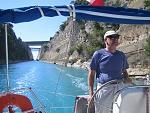 Korinthos Canal (Greece)