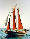 My old schooner!