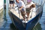 Kate's sailing pics