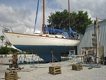 Cheoy Lee Offshore 41 Ketch