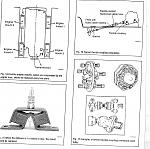 Yanmar Engine Mounts