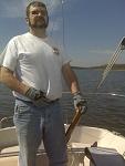 First Sail of the season.