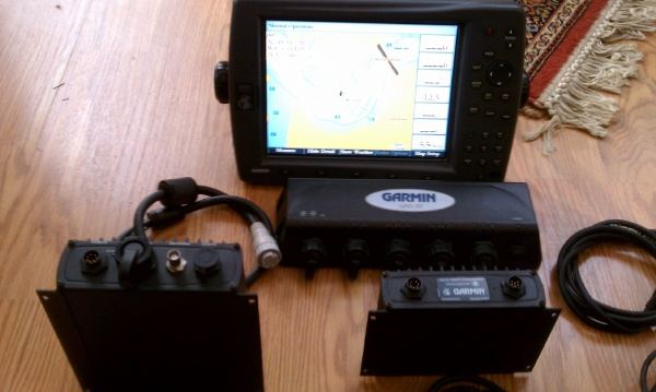 For Sale: Garmin GPSMAP 3010C - Best Offer - Cruisers ... on