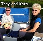 Tony and Kath Poole