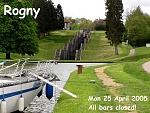 Rogny (7 Locks)