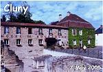 Hotel de Borgourne, Cluny