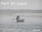 Port St Louis, Fisherman