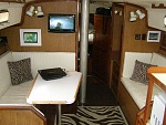Salon Coversion - Allied 39 Ketch