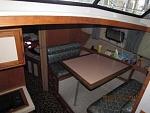 Dinette Makeover - Mainship 36 DC