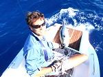 Tuna off Corsica