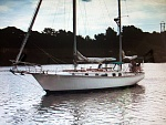 Our new Sailboat